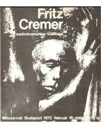 Fritz Cremer szobrászművész kiállítása - Feist, Peter H.