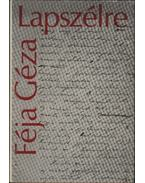 Lapszélre - Féja Géza