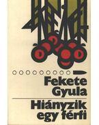 Hiányzik egy férfi - Fekete Gyula
