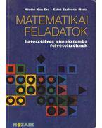 Matematikai feladatok - Háriné Kun Éva, Gálné Szalontai Mária