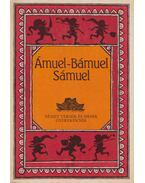 Ámuel-Bámuel Sámuel - Feleki Ingrid