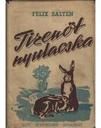 Tizenöt nyulacska - Felix Salten