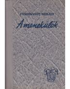A menekülők - Ferdinandy Mihály