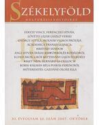 Székelyföld 2007.október - Ferenczes István