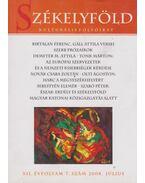 Székelyföld 2008. július - Ferenczes István