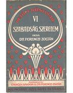 Szabadság, szerelem - Ferenczi Zoltán