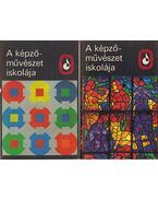 A képzőművészet iskolája I-II. - Ferenczy Béni, Molnár C. Pál, Szőnyi István, Varga Nándor Lajos, Szobotka Imre, Elekfy Jenő