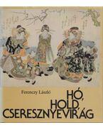 Hó, hold, cseresznyevirág - Ferenczy László