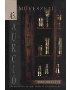 43. Művészeti aukció-2003. október - Ferenczy László, Vályi Huba