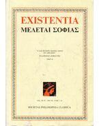 Existentia 1993-94/1-4. - Ferge Gábor