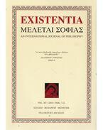 Existentia 2005/1-2. - Ferge Gábor