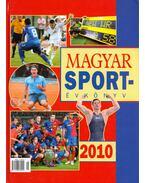 Magyar sportévkkönyv 2010 - Ferkai Marcell, Margay Sándor