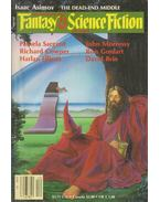 The Magazine of Fantasy and Science Fiction Volume 71, No. 6. - FERMAN, EDWARD L. (ed.)
