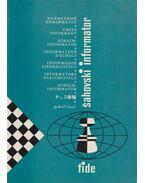 FIDE Sakk-tájékoztató (Sahovski informator) 1986 41.