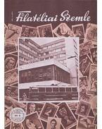 Filatéliai szemle 1971. IX. - Filyó Mihály