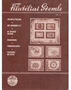 Filatéliai Szemle 1972. IV. - Filyó Mihály