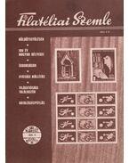 Filatéliai Szemle 1972. V. - Filyó Mihály