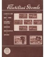 Filatéliai szemle 1972. VIII. - Filyó Mihály