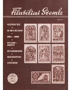 Filatéliai Szemle 1972. X. - Filyó Mihály