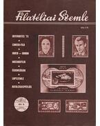 Filatéliai Szemle 1972. XI. - Filyó Mihály
