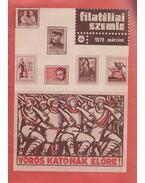 Filatéliai Szemle 1979. március - Filyó Mihály