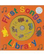 First Songs Library (CD melléklettel)
