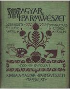 Magyar iparművészet III. évfolyam - Fittler Kamill, Györgyi Kálmán