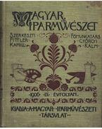 Magyar Iparművészet IX. évfolyam - Fittler Kamill, Györgyi Kálmán