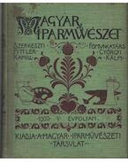 Magyar iparművészet V. évfolyam - Fittler Kamill, Györgyi Kálmán