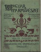 Magyar iparművészet VII. évfolyam 1904 - Fittler Kamill, Györgyi Kálmán