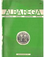 Alba Regia XV. - Fitz Jenő