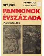 Pannonok évszázada - Fitz Jenő