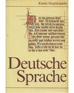 Kleine Enzyklopädie Deutsche Sprache - Fleischer, Wolfgang, Hartung, Wolfdietrich, Schildt, Joachim, Suchsland, Peter (szerk.), Stahl, Ingrid