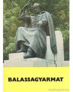 Balassagyarmat - Flórián Mária, Zólyomi József, Dávid Róbert