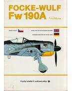 Focke-Wulf Fw 190A - Miroslav Bíly, Pavel Sipka, Martin Síla, Rajlich, Jirí, Zdenek Pátek