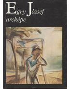 Egry József arcképe - Fodor András