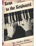 Keys to the Keyboard - Földes Andor
