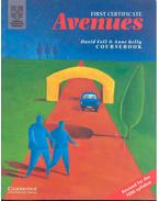 First Certificate Avenues - Coursebook - Foll, David