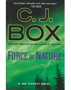 Force of Nature - BOX, C.J.