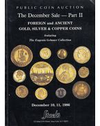 Foreign and Ancient Gold, Silver & Copper Coins