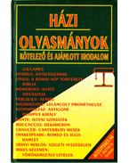 Házi olvasmányok - Forgács Anna, Osztovics Szabolcs