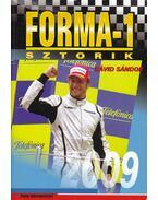 Forma-1 sztorik 2009 - Dávid Sándor