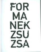 Formanek Zsuzsa (aláírt)