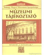 Múzeumi Tájékoztató 1997/2 - Forrai Márta