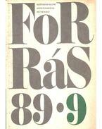 Forrás 1989/9.