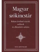 Magyar szókincstár - Kiss Gábor