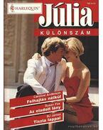 Júlia különszám 2004/1. - Fox, Susan, James, Bj, Anderson, Caroline
