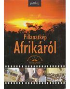 Pillanatkép Afrikáról (dedikált) - Frák Anita