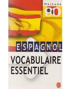 Espagnol - Vocabulaire essentiel - France Chabod, Hélène Hernandez