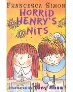 Horrid Henry's Nits - Francesca Simon